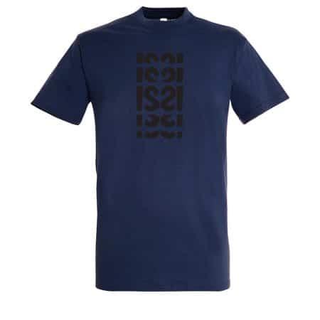 T-särk ISSI sinine